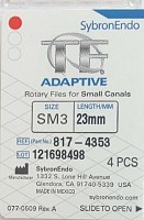 Ace TF Adaptive file SM3 23 mm 4 buc/cut 817-4353