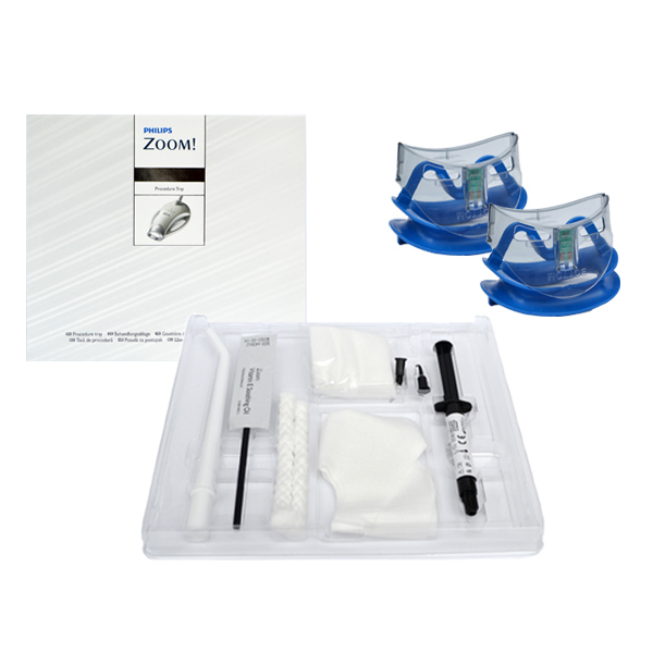 Zoom kit albire 25% HP 2 pacienti + 2 geluri
