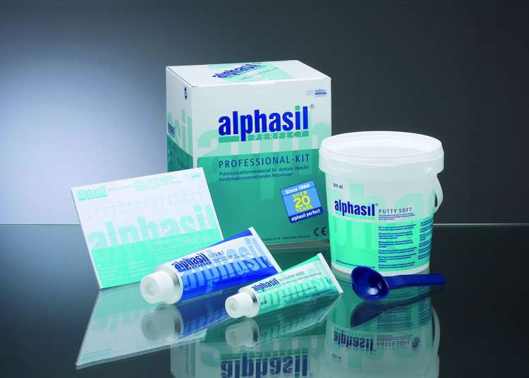 Alphasil perfect professional kit 1 medium