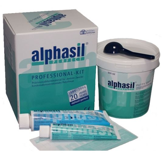 Alphasil perfect professional kit 2 light