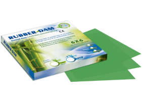 Ck Rubber Dam verde Gross