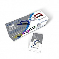 Benzi interproximale MICRODONT Kit cu 6 modele benzi  + maner