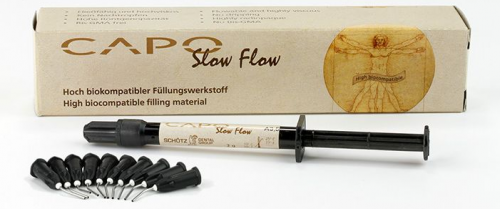 Capo slow flow refill A2 2g