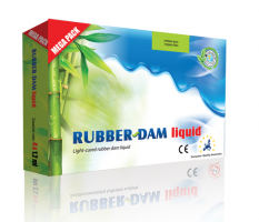 CK Rubber dam Liq Mega Pack 4x1,2 ml