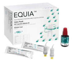 GC EQUIA Intro pack A3  50 cap/cut +coat