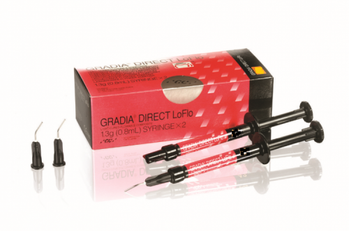 GC Gradia Direct LoFlo seringa 1.3g A1