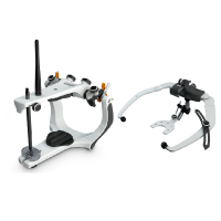 Articulator A7 Plus cu Arc Facial Elite