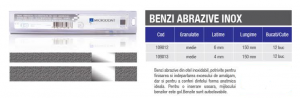 MD Benzi Abrazive Inox 4.0mm, 12 buc./pachet - imagine 2
