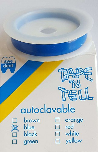 SW Tape'n Tell Albastru 4351