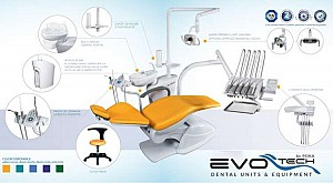 EVO TECH UNIT DENTAR HH - imagine 2