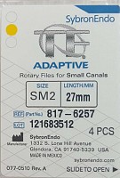 Ace TF Adaptive file SM2 27 mm 4 buc/cut 817-6257