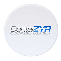Dental Zyr Disc zirconiu 98x12 ST B2